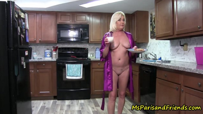 Paris Rose – Breakfast and Dessert with Aunt Paris