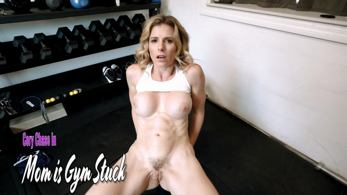 Cory Chase – Mom Is Gym Stuck