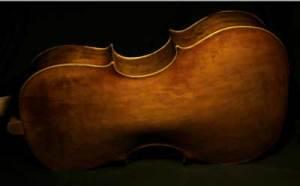 Venetian baroque cello