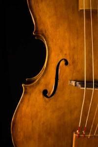 violonchelo barroco sonido