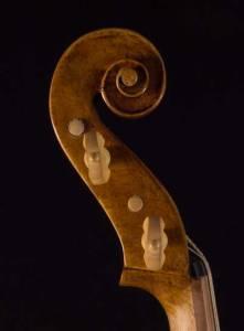 Gaspar Borbon viola head