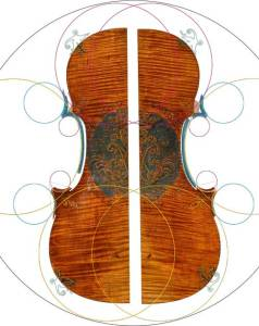 Amati Tenor viola reconstruction