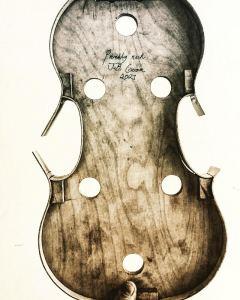 Goffriller Matteo Venice violin