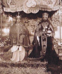 Haile Selassie Coronation
