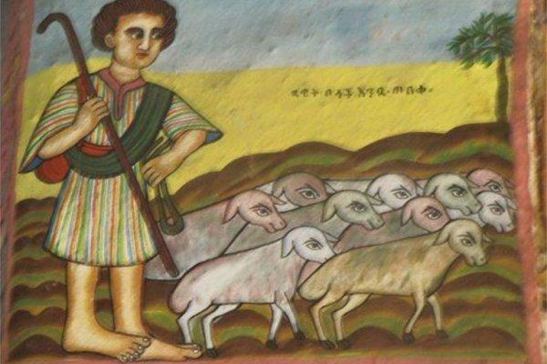 SHEPHERD OF THE SHEEP