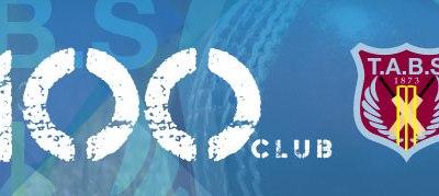 July 100 club winners