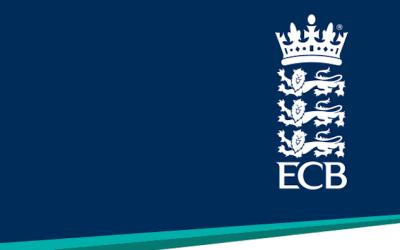ECB roadmap to return to Cricket