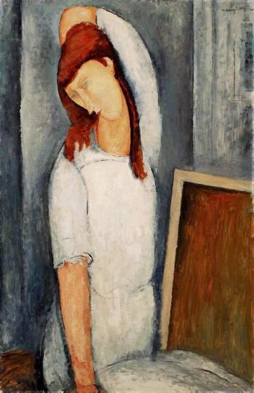 modigliani.hbuterne-left-arm