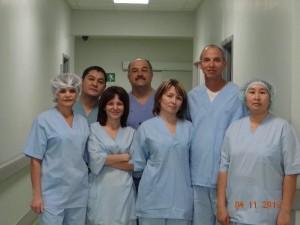 доктор Ари Диро, мастер класс Казахстан