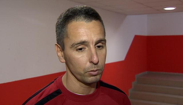 Azt tippeljük, Benczés Mikinek ez az arckifejezése kerül elő a következő napokban (forrás: sport1tv.hu)