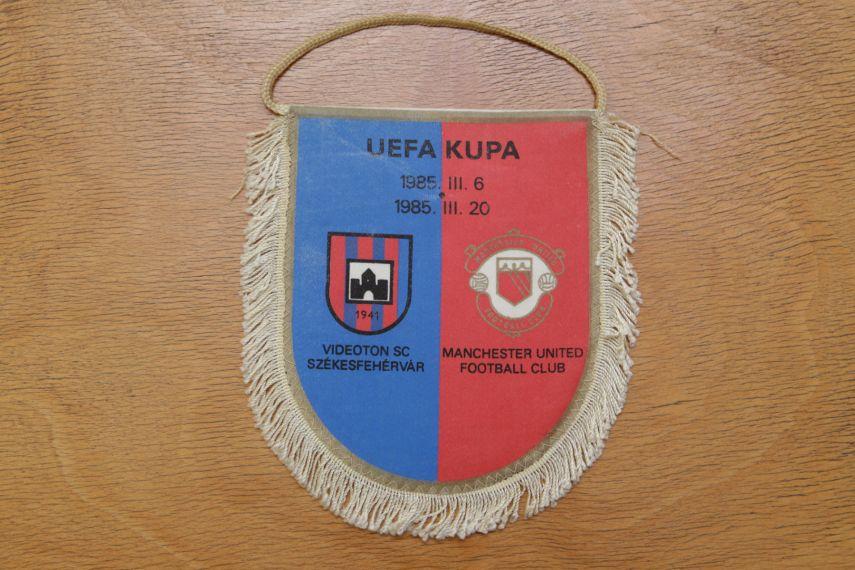 Nemcsak a foci, a csecsebecse is első osztályú volt 84/85-ben Fehérváron
