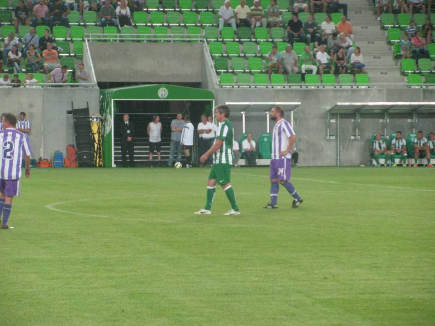 Az ember, aki a BL-be lőtte a Fradit. A szpíker azt mondta, Anderlecht hőse. Zoran Kuntic