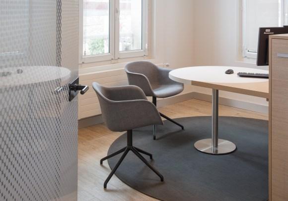 atelierTachas bnpp banque dragonRouge agencement design menuiserie espace mobilierDesign france amenagement brie picardie