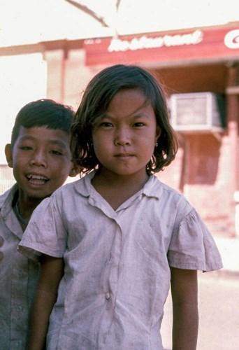 Những đứa trẻ đường phố.