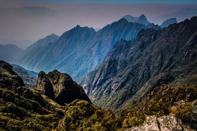 Nếu thích leo núi, Fansipan là một trong những địa điểm lý tưởng.