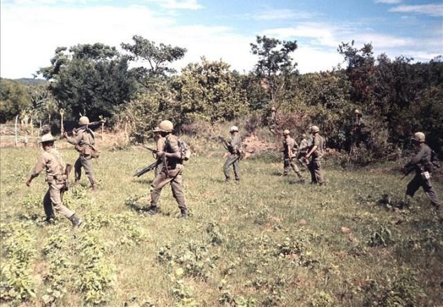 Trọng 7 năm tham chiến ở Việt Nam, sư đoàn này đã tham gia 15 chiến dịch lớn, đáng chú ý trong số đó là trận Đồi Thịt Băm năm 1969 và trận đánh Căn cứ hỏa lực Ripcord năm 1970.