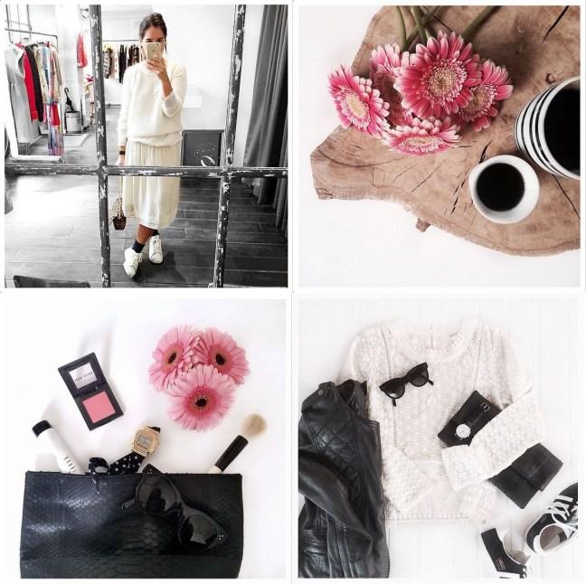 instagram tache de rousseur audrey lombard