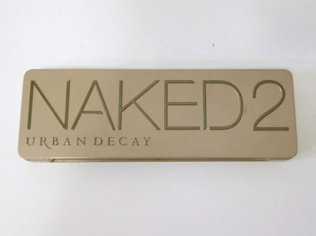 tache de rousseur blog beaute urban decay palette naked 2
