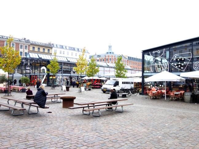 tache de rousseur blog voyage copenhague norreport Torvehallerne market