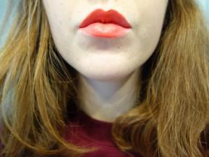 tache de rousseur rouge velvet bourgeois nude-ist