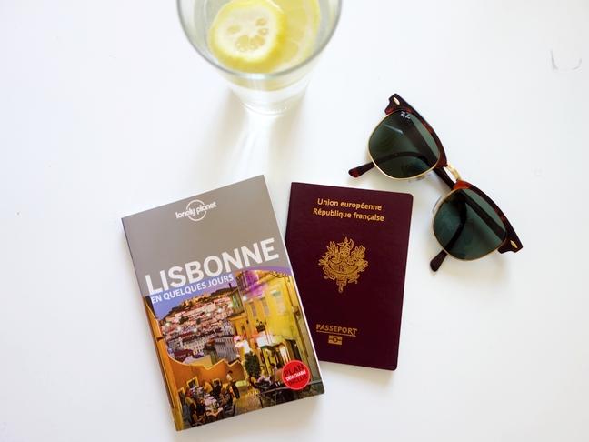 Blog Tache de rousseur - Let's go to Lisbonne