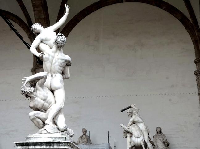Blog Tache de Rousseur - Italie Florence (14)