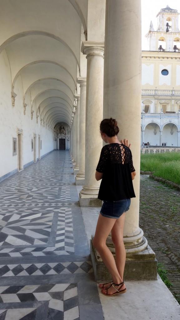 Blog Tache de Rousseur - Look Napolitain Zara (2)