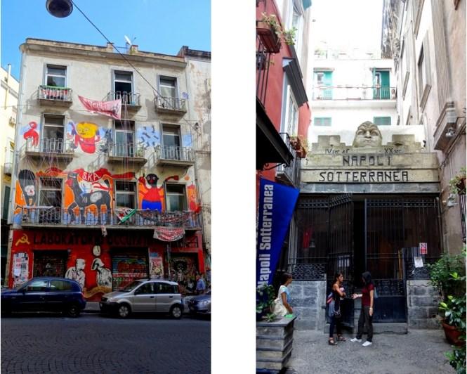 Blog Tache de Rousseur - Naples 4
