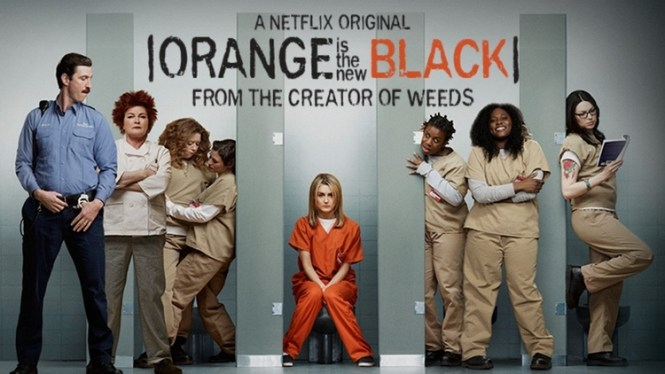 Blog Tache de Rousseur - Orange is the new black