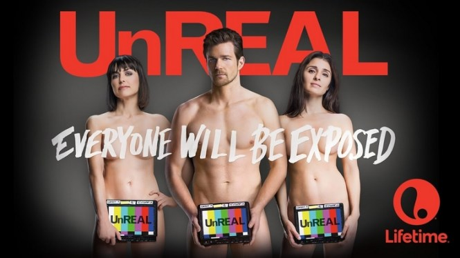 Blog Tache de Rousseur - Unreal tv show