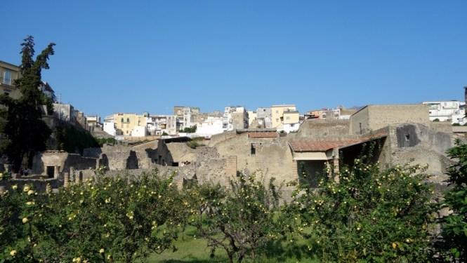Italie 2015 - Naples - Herculanum - Blog Tache de Rousseur (1)