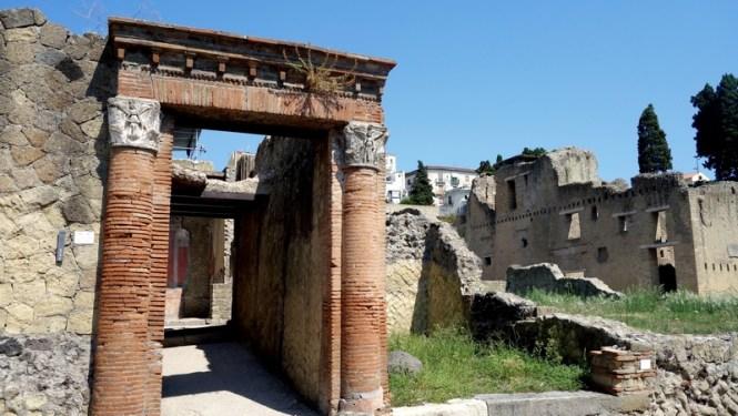 Italie 2015 - Naples - Herculanum - Blog Tache de Rousseur (7)