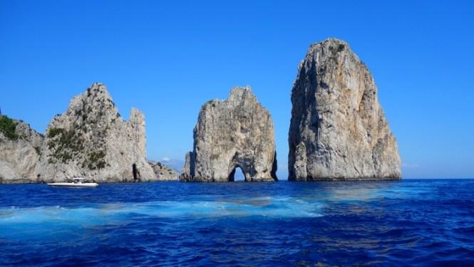 Tache de Rousseur - Voyage à Capri (Naples) (6)