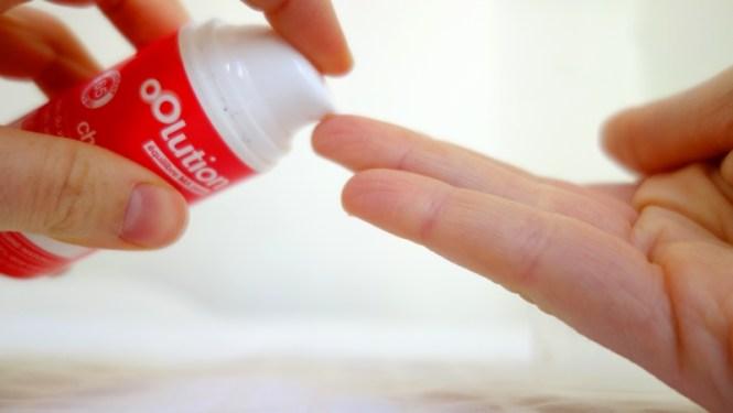 Crème pour peaux mixtes à grasses Check Matte oOlution - Tache de Rousseur (1)