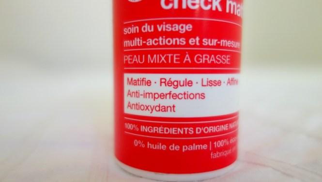 Crème pour peaux mixtes à grasses Check Matte oOlution - Tache de Rousseur (3)