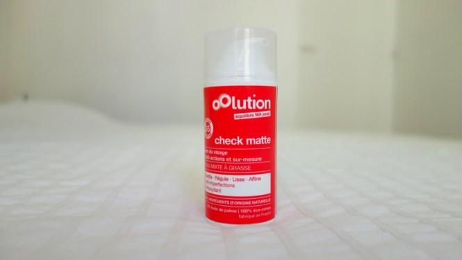 Crème pour peaux mixtes à grasses Check Matte oOlution - Tache de Rousseur (4)