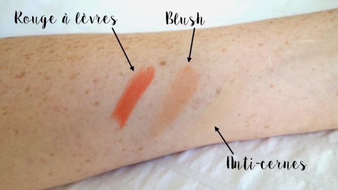 Mon avis sur les produits de maquillage bio Avril beauté - Tache de Rousseur (1)