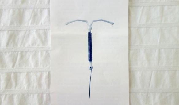Mon passage de la pilule au stérilet - Tache de Rousseur (1)