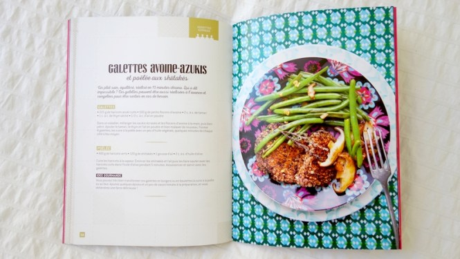 Blog Tache de Rousseur - 25 assiettes Vegan - Marie Laforet (livre de cuisine vegan saine et gourmande au quotidien) 2