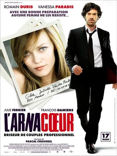 Blog Tache de Rousseur - Mes comédies romantiques préférées - L'Arnacoeur