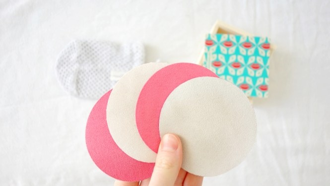 Mon avis sur les lingettes (cotons) lavables Lamazuna - Blog Tache de Rousseur