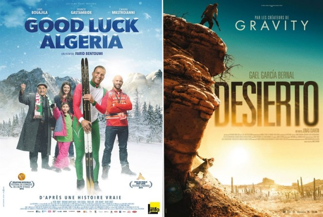 Chronique Cinéma - Good Luck Algeria + Desierto