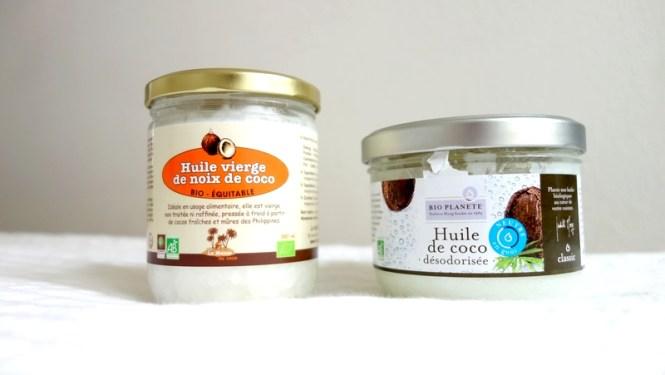 L'huile de coco mutifonctions beauté - Blog Tache de Rousseur