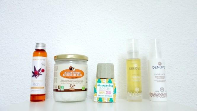 Routine cheveux naturelle - Blog Tache de Rousseur