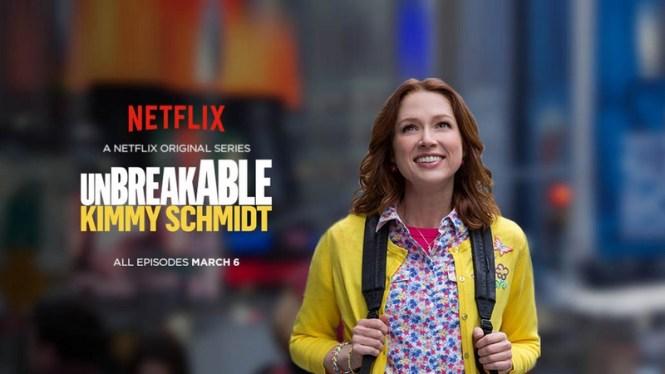 Unbreakable Kimmy Schmidt - Mes séries tv préférées