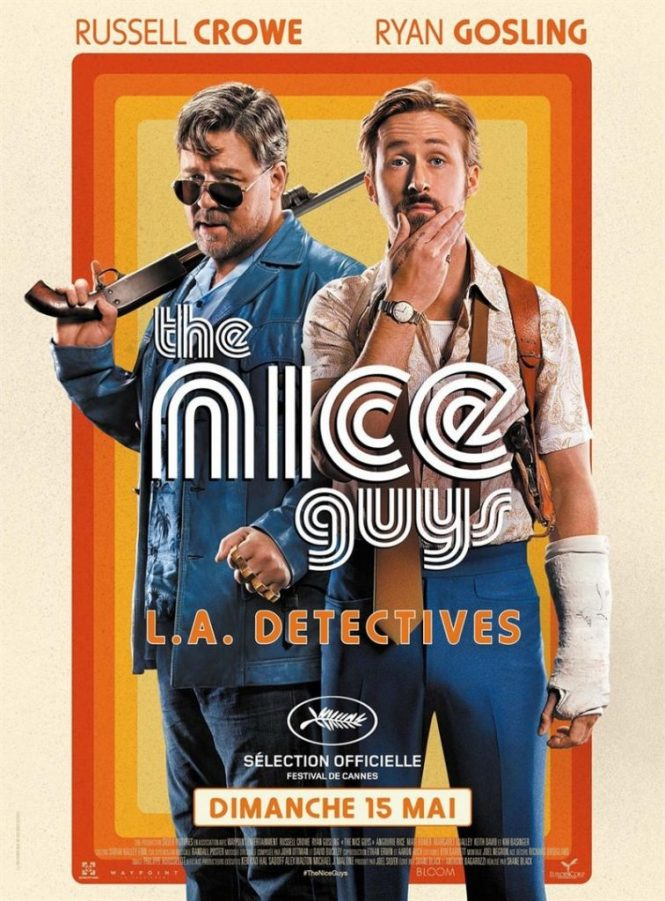 Chronique Cinéma - The Nice Guys _ Blog Tache de Rousseur