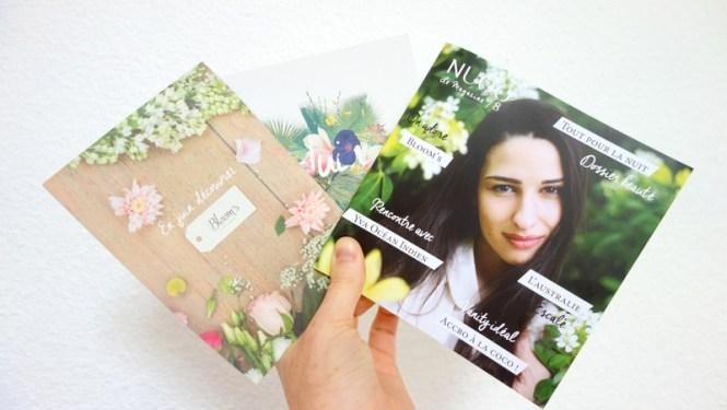 NUOO BOX juin - Tache de Rousseur, Blog beauté naturelle et lifestyle