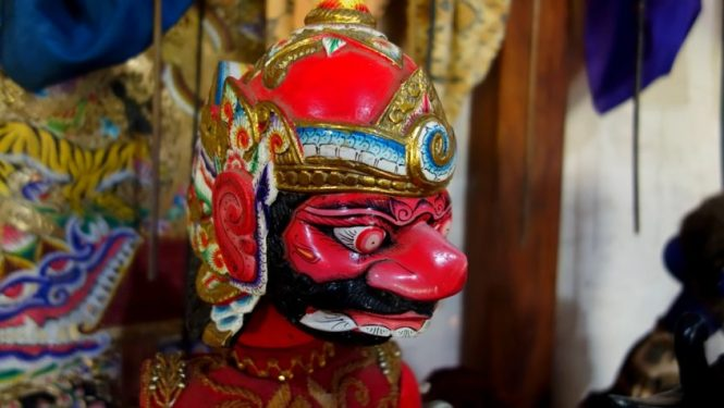Blog voyage - Indonésie - Java ouest - Environs de Pangandaran et Batu Karas (marionettes)