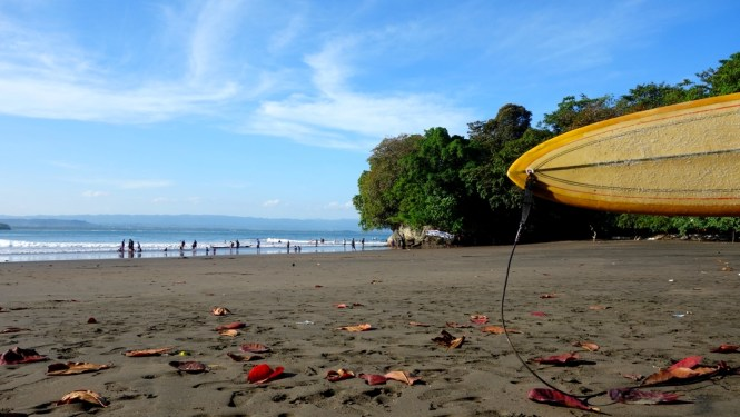 Blog voyage - Indonésie - Java ouest - La plage de Batu Karas