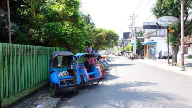Blog voyage Indonésie - Jogjakarta (Yogjakarta)
